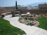 New Mexico Lsandscaping & Hardscaping